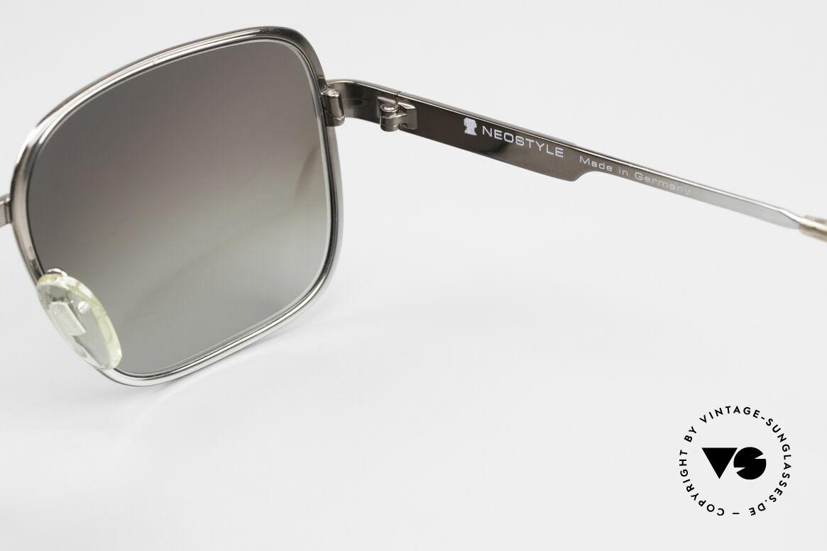 Neostyle Society 190 1980er Haute Couture Brille, Größe: large, Passend für Herren