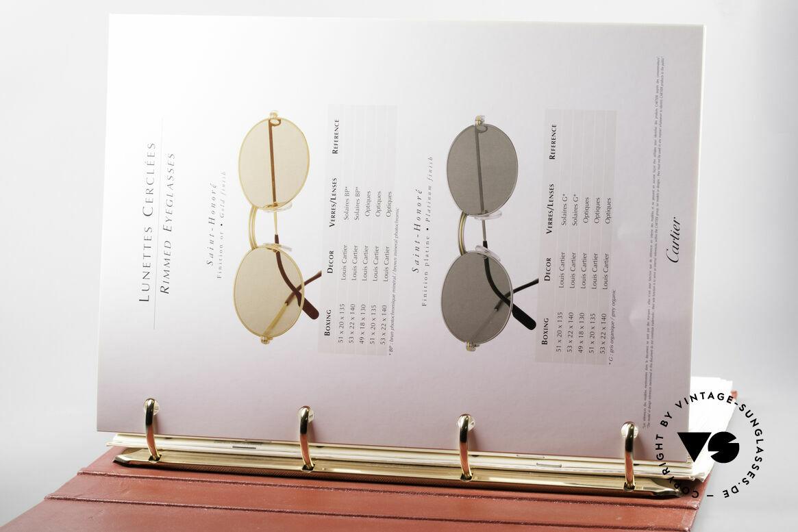 Cartier_ Catalog Cartier Journal Preislisten, inkl. Werbematerial & italienischem Cartier Journal, Passend für Herren und Damen