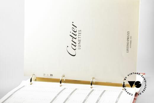 Cartier_ Catalog Cartier Journal Preislisten, Größe: extra large, Passend für Herren und Damen