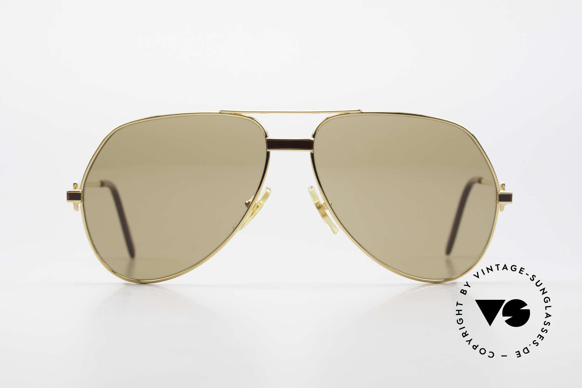Cartier Vendome Laque - L Cartierglas Mit Hauchzeichen, wurde 1983 veröffentlicht & dann bis 1997 produziert, Passend für Herren