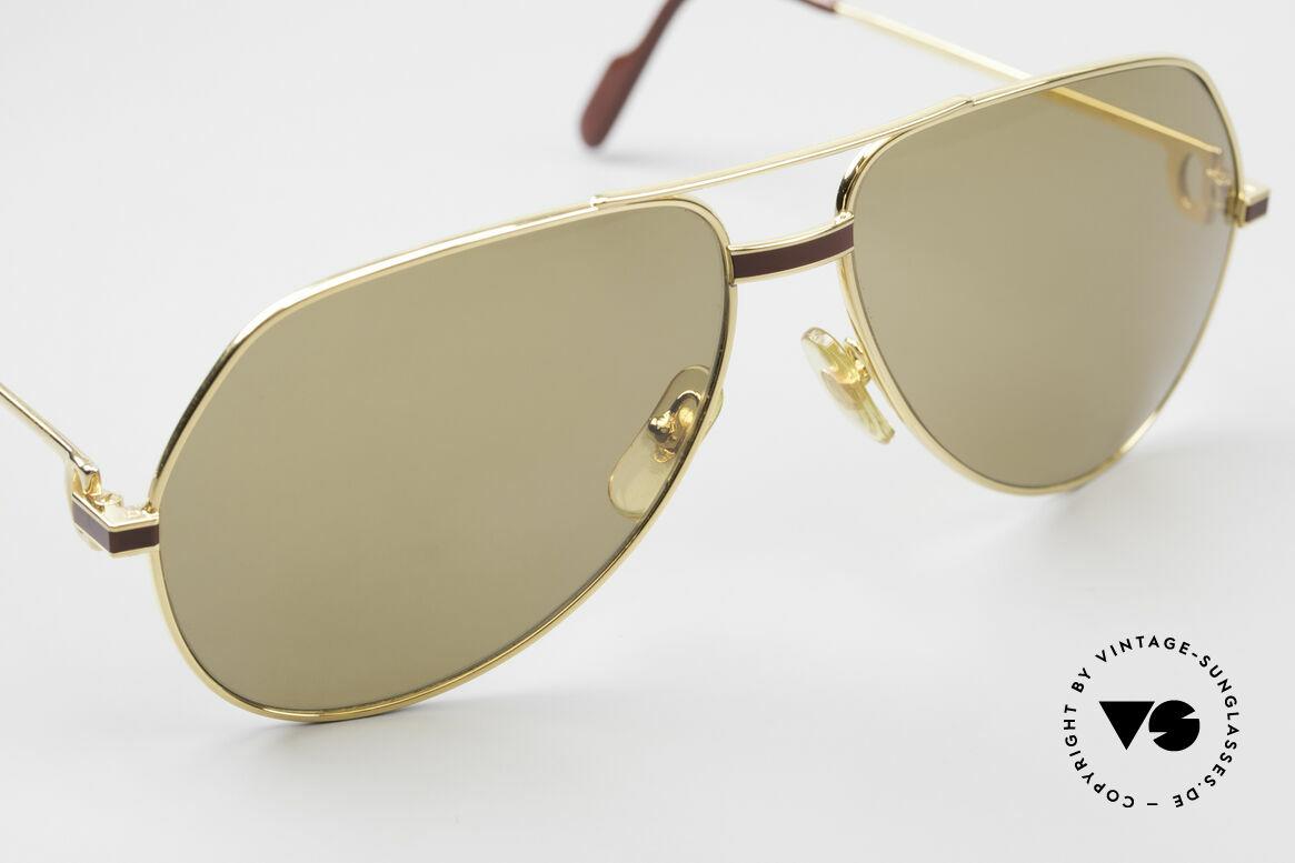 Cartier Vendome Laque - L Cartierglas Mit Hauchzeichen, Gläser anhauchen und das CARTIER-Logo wird sichtbar, Passend für Herren