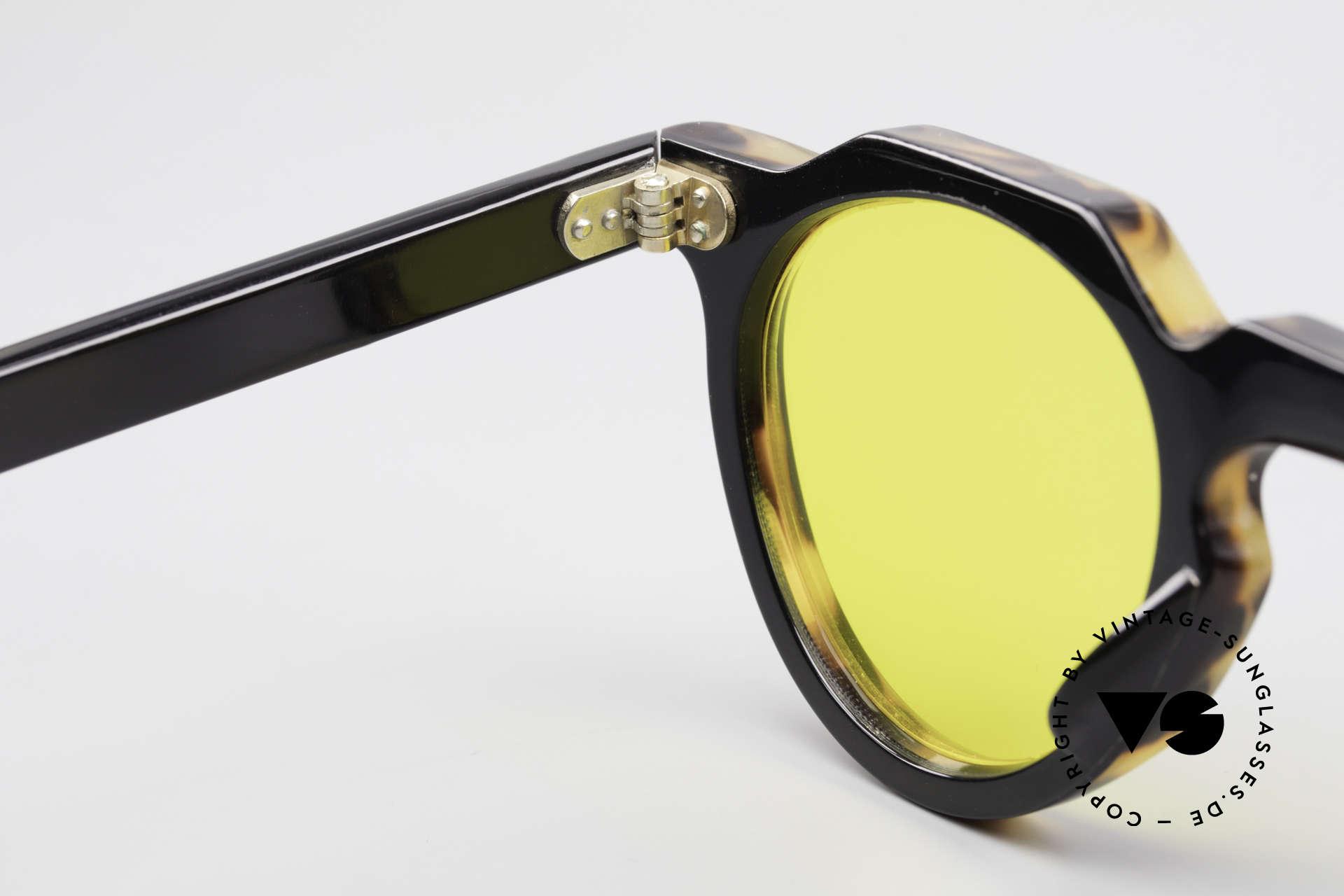 Lesca Panto 6mm 60er Panto Brille Frankreich, ein 50 Jahre altes, ungetragenen Original, KEIN Retro, Passend für Herren und Damen