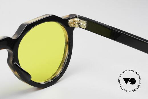 Lesca Panto 6mm 60er Panto Brille Frankreich, NICHT die aktuelle Lesca-Kollektion, sondern ALT!!!, Passend für Herren und Damen