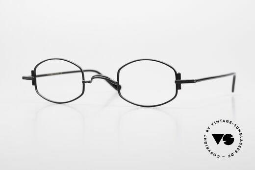 Lunor XA 03 Lunor Brille Alter Klassiker Details