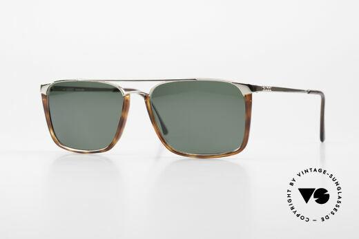 Gucci 1307 90er Designer Sonnenbrille Details