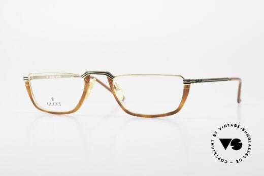 Gucci 1306 Alte 90er Designer Lesebrille Details