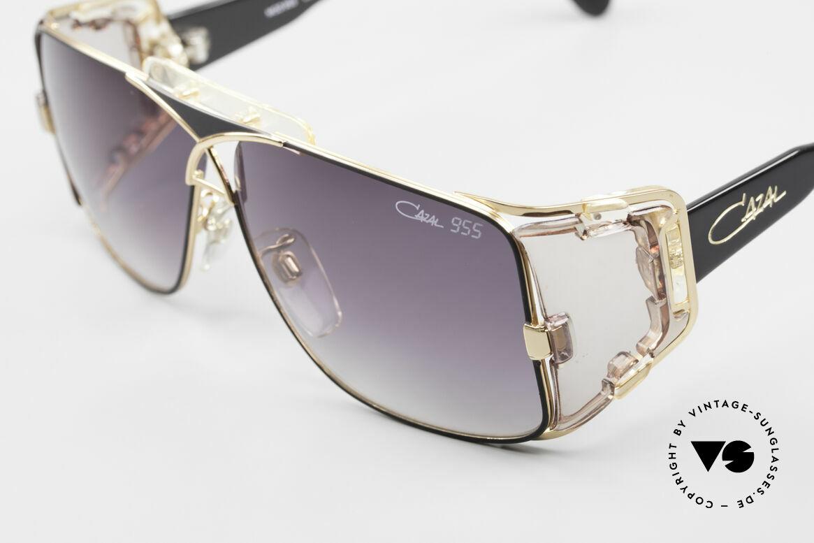 """Cazal 955 80er Hip Hop Sonnenbrille, Mod. 955 u.a. getragen von Mike Reid im Film """"Snatch"""", Passend für Herren"""