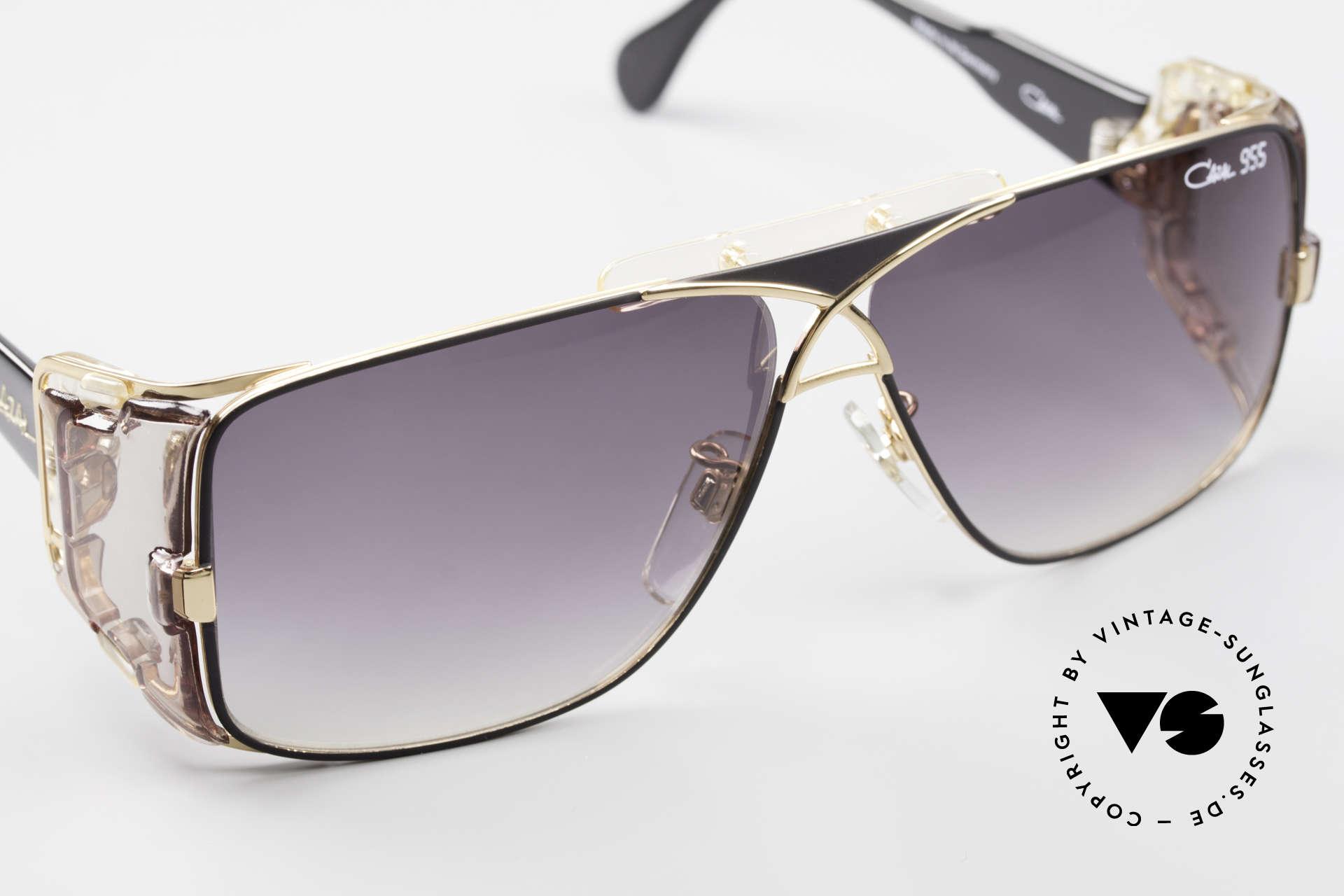 Cazal 955 80er Hip Hop Sonnenbrille, NICHT die 2010er Wiederauflage, sondern echt 80er!, Passend für Herren
