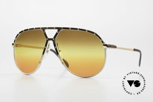 Alpina M1 80s Sonnenbrille West Germany Details