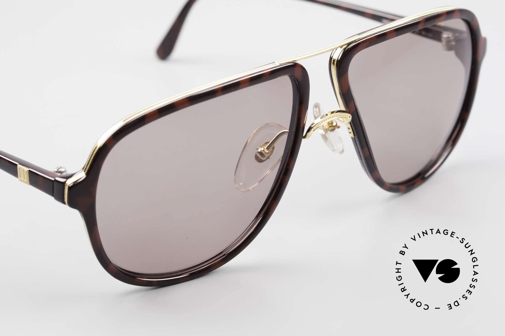Dunhill 6058 Alte 80er Herren Sonnenbrille, ungetragen (wie alle unsere alten Dunhill ORIGINALS), Passend für Herren