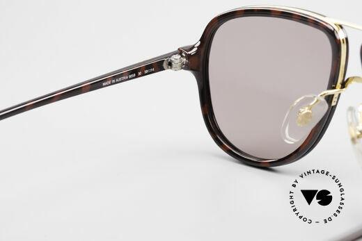 Dunhill 6058 Alte 80er Herren Sonnenbrille, KEINE RETRObrille; ein echtes altes 80er Jahre Unikat, Passend für Herren