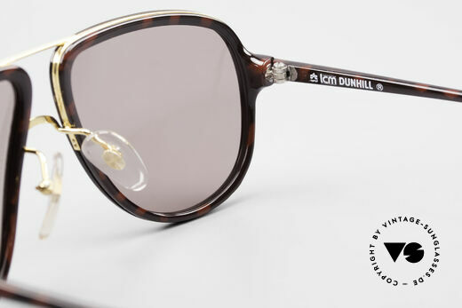 Dunhill 6058 Alte 80er Herren Sonnenbrille, Größe: medium, Passend für Herren
