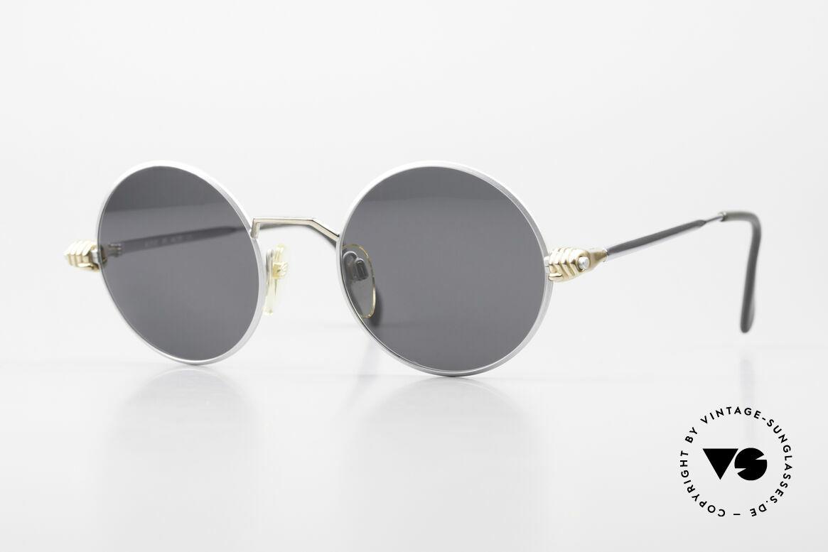 Silhouette M7112 Die Brille mit den Händen, limitierte Sonder-Edition aus den frühen 1980ern, Passend für Herren und Damen