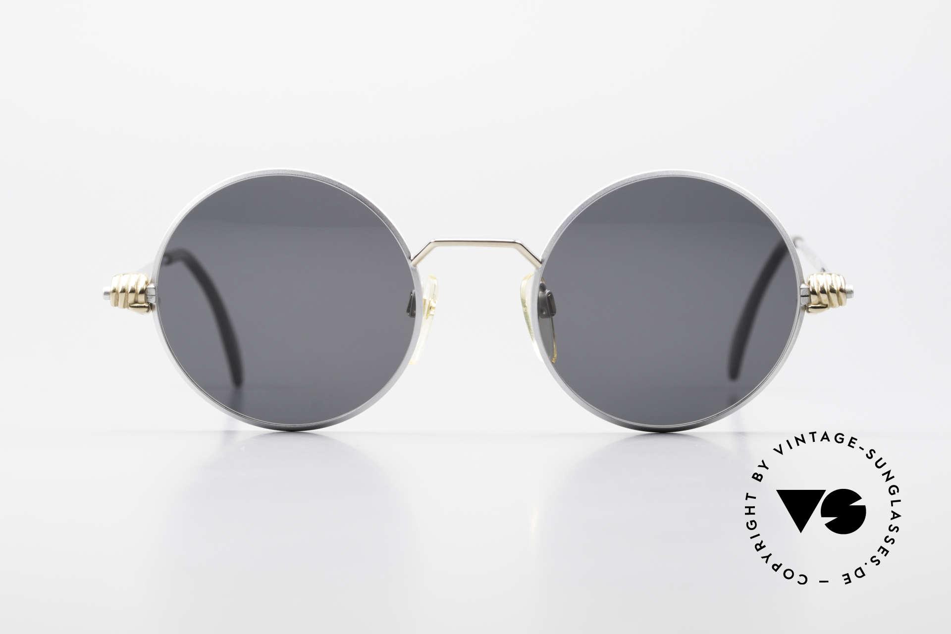 Silhouette M7112 Die Brille mit den Händen, die SILHOUETTE Brille mit den goldenen Händen, Passend für Herren und Damen