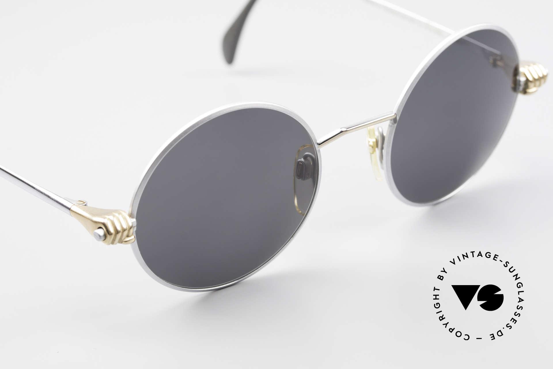 Silhouette M7112 Die Brille mit den Händen, legendäres Original (damals Biker-Brille genannt), Passend für Herren und Damen