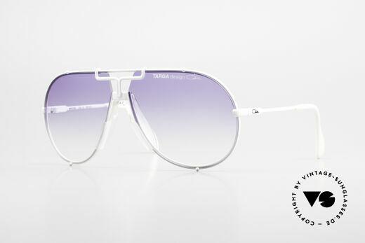 Cazal 901 Targa Design Alte Cazal Piloten Sonnenbrille Details