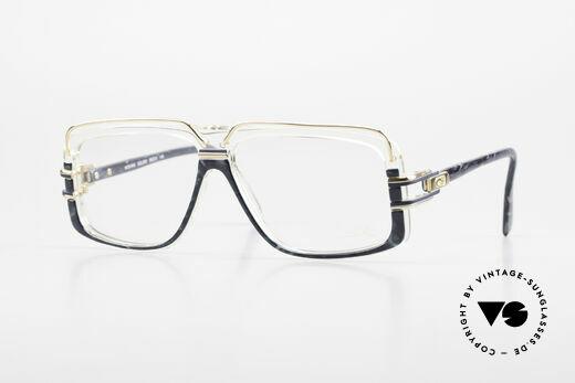 Cazal 640 80er Hip Hop Vintage Brille Details