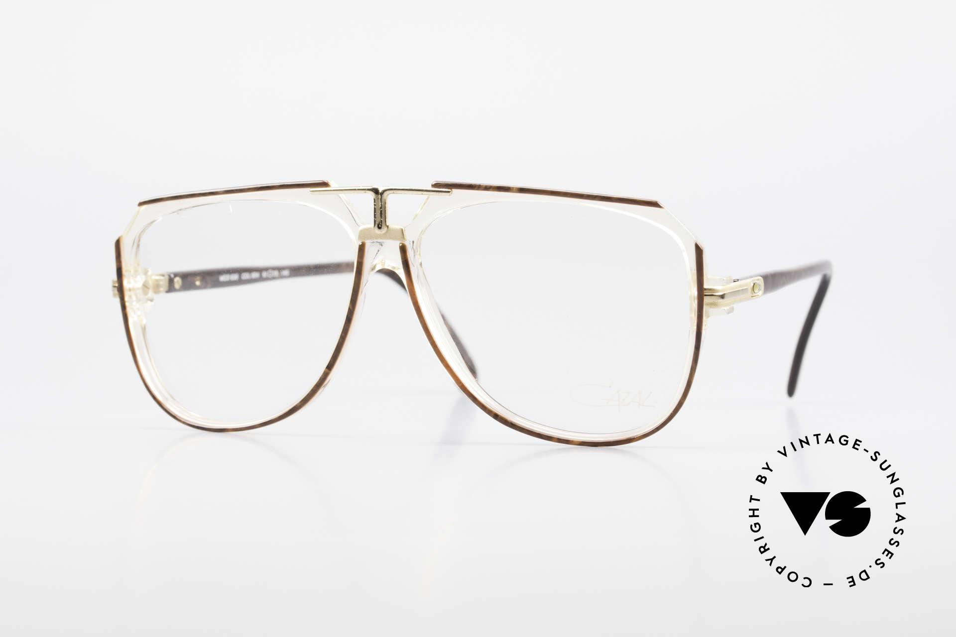 Cazal 636 Alte 80er West Germany Cazal, alte vintage CAZAL Brille von circa 1986, Passend für Herren
