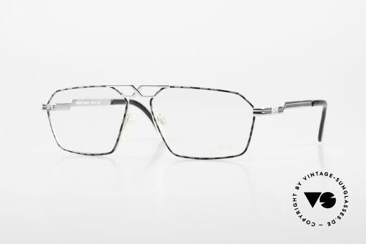 Cazal 744 90er Vintage Brille Herren Details