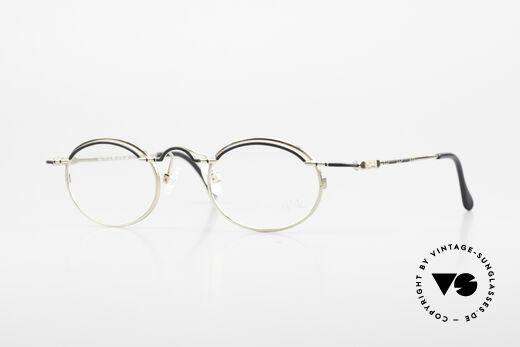 Cazal 775 Ovale 1990er Vintage Brille Details