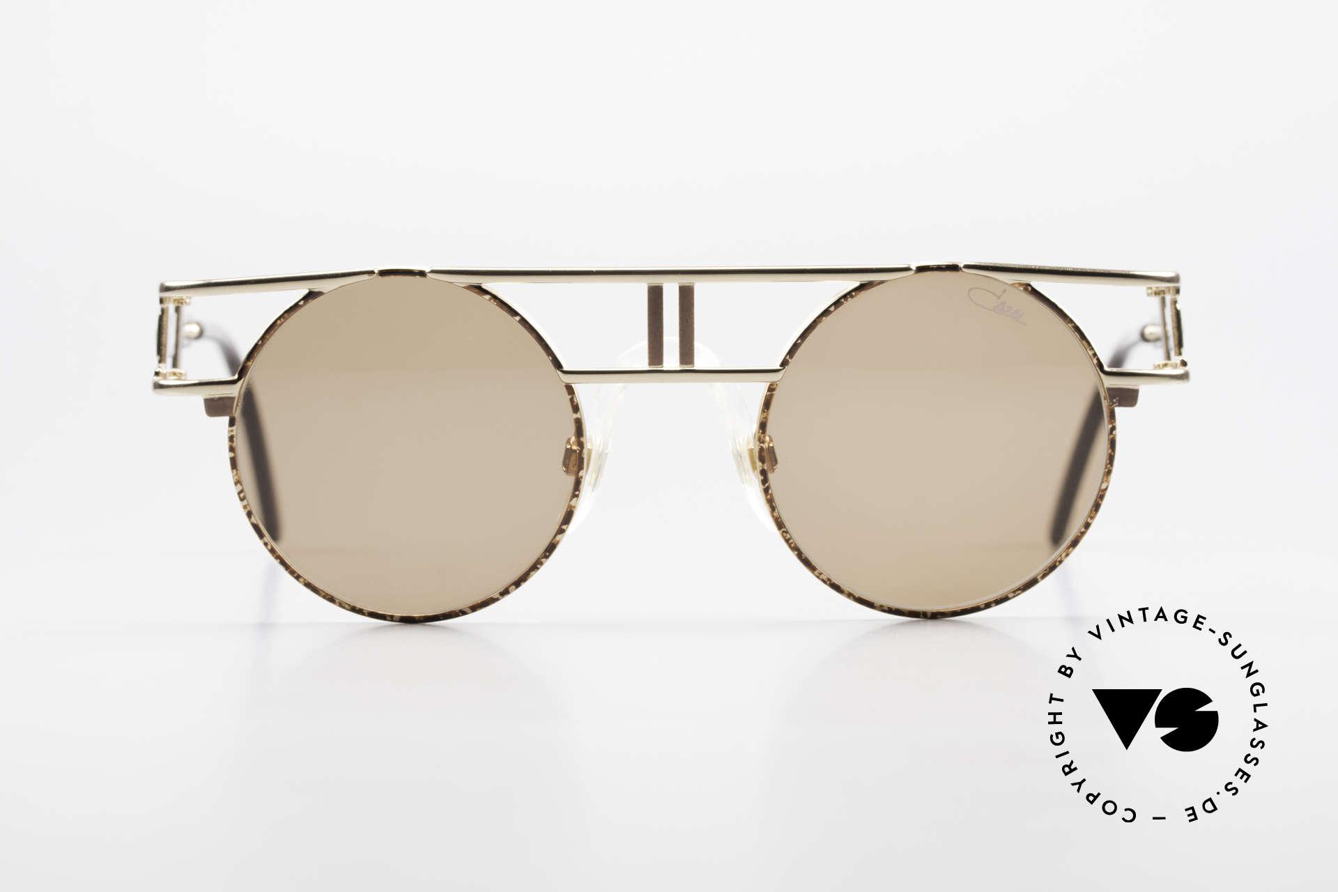 """Cazal 958 90er Cazal Promi Vintage Brille, u.a. getragen von """"Eurythmics"""", """"Vanilla Ice"""" uva., Passend für Herren und Damen"""