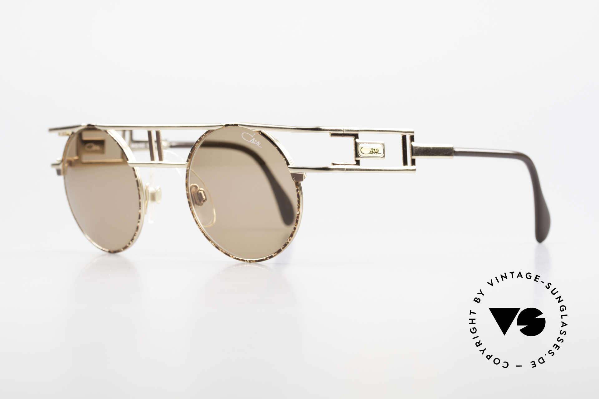 Cazal 958 90er Cazal Promi Vintage Brille, 958 = ebenso getragen von Beyoncé im Jahre 2012, Passend für Herren und Damen