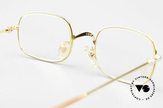 Cartier Deimios Rare Luxus Brillenfassung 90er, KEIN RETRO, sondern ein kostbares altes ORIGINAL!, Passend für Herren und Damen