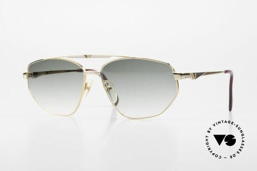 Roman Rothschild R1040 Palladium Sonnenbrille 18kt Details