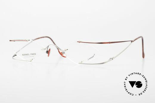 Locco Stars A Außergewöhnliche 90er Brille Details