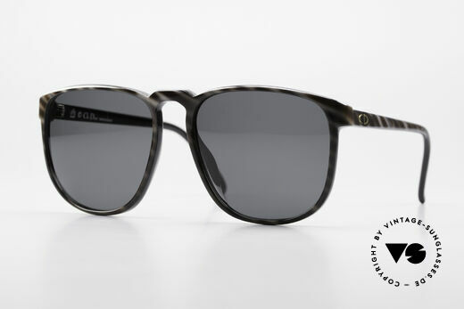 Christian Dior 2226 Monsieur 80er Optyl Brille Details
