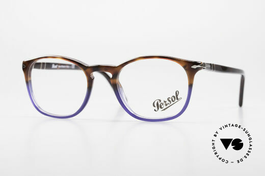 Persol 3007 Terrae Oceano Edition Small Details