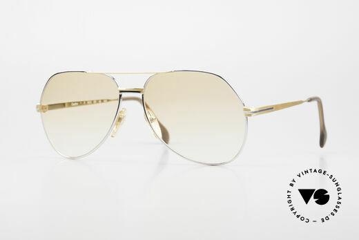 Zollitsch Cadre 1 West Germany Sonnenbrille 80s Details