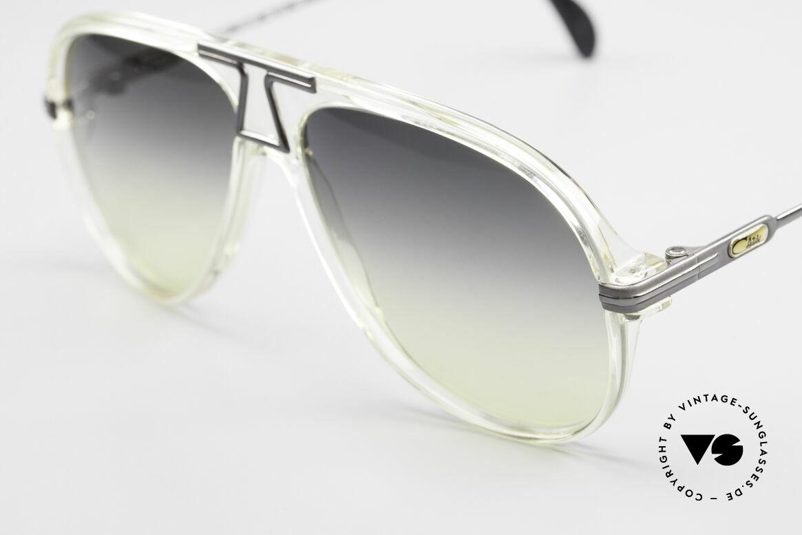 Cazal 622 Alte 80er West Germany Cazal, KEINE Retrosonnenbrille; ein 35 Jahre altes ORIGINAL, Passend für Herren