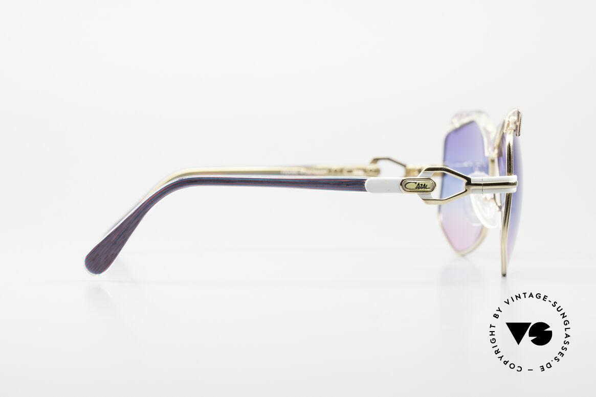 Cazal 230 Bunte Cazal Sonnenbrille 80er, Größe: large, Passend für Damen