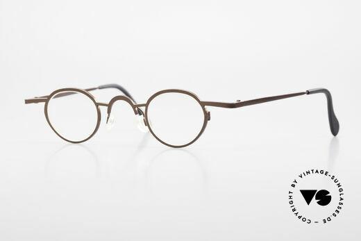 Theo Belgium Pat Trendsetter Vintage Brille 90s Details