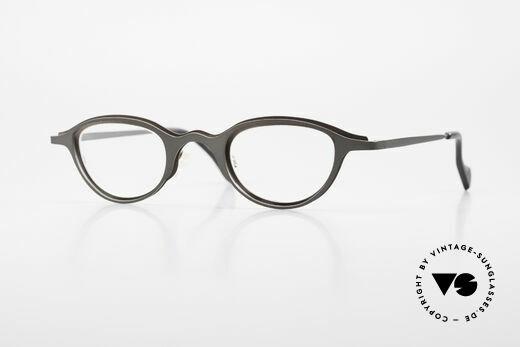 Theo Belgium Uno Zauberhafte Damenbrille 90er Details