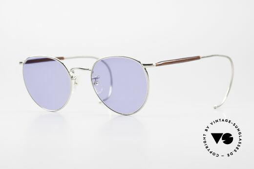 Savile Row Panto 47/20 Johnny Depp Sonnenbrille 80er Details