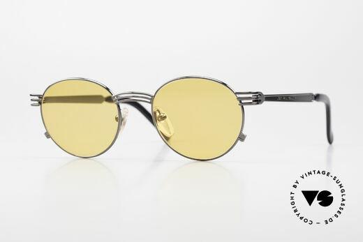 Jean Paul Gaultier 55-3174 90er Designer Vintage Brille Details