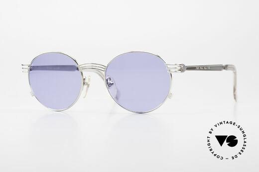 Jean Paul Gaultier 55-3174 Designer 90er Vintage Brille Details