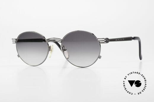 Jean Paul Gaultier 55-3174 Designer Vintage 90er Brille Details