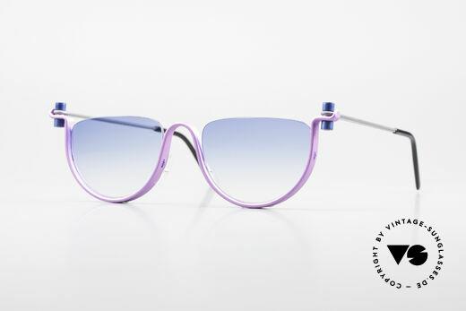 ProDesign No2 Rare Filmsonnenbrille 90er Details