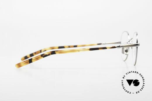 Lunor VA 108 Panto Lunor Brille Original, ungetragen (wie alle unsere Lunor Brillenklassiker), Passend für Herren und Damen