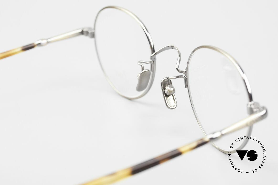Lunor VA 108 Panto Lunor Brille Original, Größe: medium, Passend für Herren und Damen