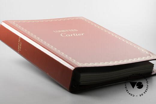 Cartier_ Catalog Katalog Cartier Lunettes Details