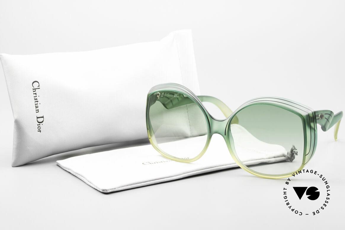 Christian Dior 2041 XXL 70er Damen Sonnenbrille, Größe: large, Passend für Damen
