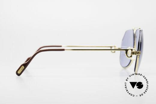 Cartier Vendome Santos - S Einzelstück Nylor Und Gold, diese Vendome-Variante werden Sie nirgendwo finden!, Passend für Herren