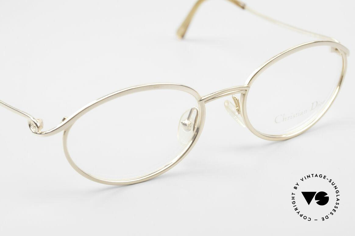 Christian Dior 2939 Damen Vintage Brille Vergoldet, KEINE Retro Brille; ein seltenes vintage Original!, Passend für Damen