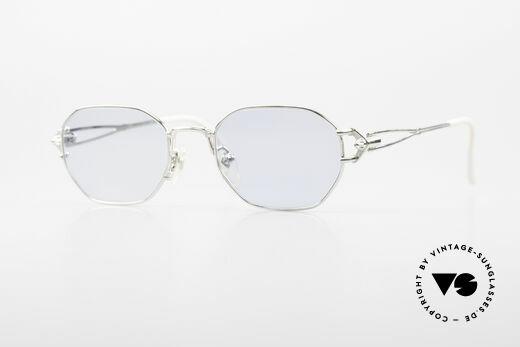 Jean Paul Gaultier 55-6106 90er JPG Designer Sonnenbrille Details