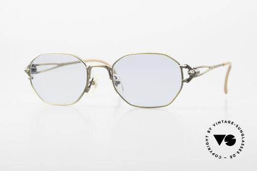 Jean Paul Gaultier 55-6106 Alte 90er Designer Sonnenbrille Details