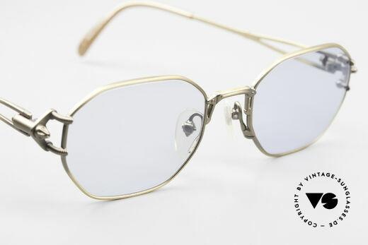 Jean Paul Gaultier 55-6106 Alte 90er Designer Sonnenbrille, KEINE Retromode, sondern ein 25 Jahre altes Original!, Passend für Herren und Damen